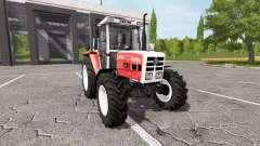 Steyr 8090A Turbo SK2 v2.0 для Farming Simulator 2017