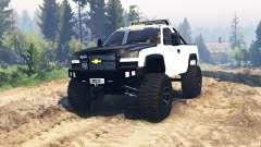 Chevrolet Silverado v2.0 для Spin Tires
