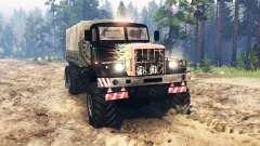 КрАЗ-255 СССР v2.0 для Spin Tires