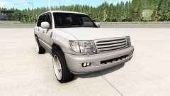 Toyota Land Cruiser 100 v0.5.4 для BeamNG Drive