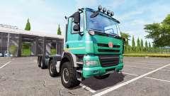 Tatra Phoenix T158 8x8 v1.1 для Farming Simulator 2017