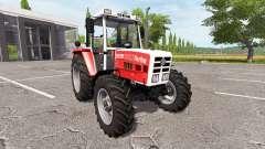 Steyr 8090 Turbo SK2 для Farming Simulator 2017