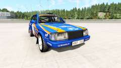 Volvo 242 LE для BeamNG Drive