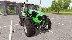 Deutz-Fahr 9290 TTV для Farming Simulator 2017