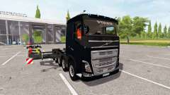 Volvo FH 10x10 v2.0 для Farming Simulator 2017