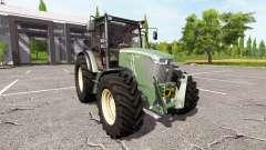 John Deere 5085M v1.5 для Farming Simulator 2017