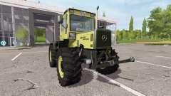 Mercedes-Benz Trac 900 Turbo v2.0 для Farming Simulator 2017