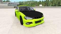 Hirochi Sunburst electric v3.2 для BeamNG Drive