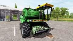 Ростсельмаш Дон-1500Б для Farming Simulator 2017