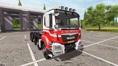 MAN TGS 18.440 A. Helmer B.V. container v2.3 для Farming Simulator 2017
