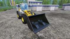 Liebherr L540 weight для Farming Simulator 2015
