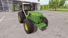 John Deere 4755 v3.0 для Farming Simulator 2017