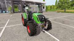 Fendt 313 Vario для Farming Simulator 2017