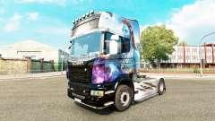 Скин Avatar на тягач Scania для Euro Truck Simulator 2