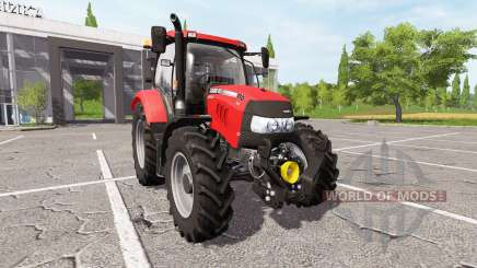 Case IH Maxxum 110 CVX для Farming Simulator 2017
