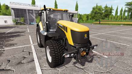 JCB Fastrac 8310 route для Farming Simulator 2017
