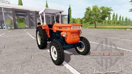 Fiat 420 для Farming Simulator 2017