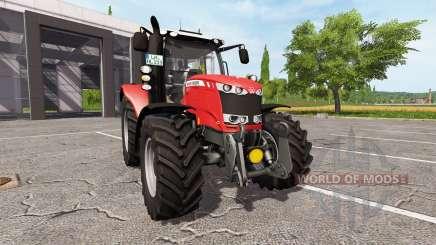 Massey Ferguson 6612 для Farming Simulator 2017