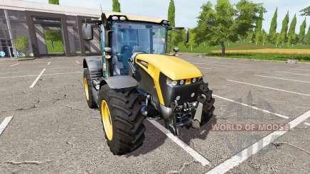 JCB Fastrac 4190 для Farming Simulator 2017