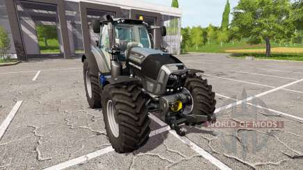 Deutz-Fahr Agrotron 7250 TTV warrior v5.2 для Farming Simulator 2017