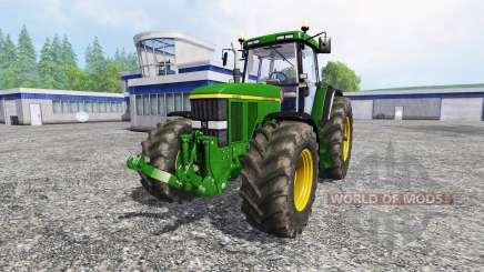 John Deere 7810 для Farming Simulator 2015