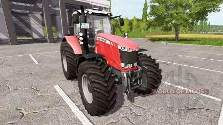 Massey Ferguson 6616 для Farming Simulator 2017