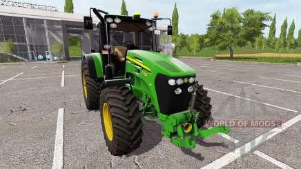 John Deere 7730 для Farming Simulator 2017