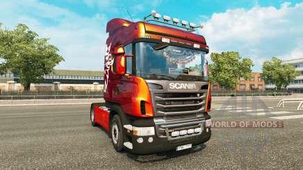 Scania R420 для Euro Truck Simulator 2