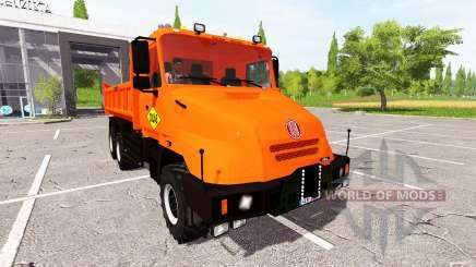 Tatra T163 colas для Farming Simulator 2017