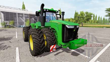 John Deere 9420R для Farming Simulator 2017