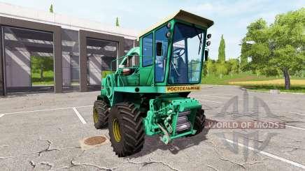 Ростсельмаш Дон-680 для Farming Simulator 2017