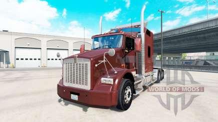 Kenworth T800 v0.5.2 для American Truck Simulator