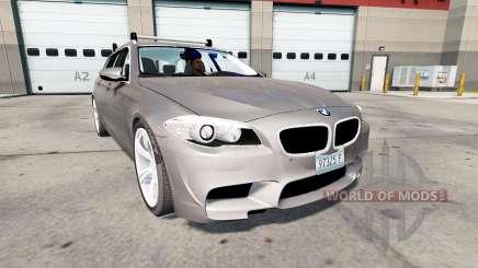 BMW M5 (F11) Touring для American Truck Simulator
