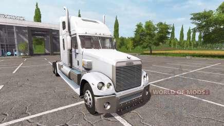 Freightliner Coronado v1.3 для Farming Simulator 2017
