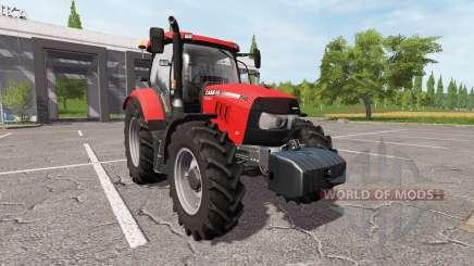 Case IH Maxxum 140 для Farming Simulator 2017
