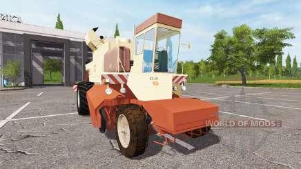 КС-6Б для Farming Simulator 2017