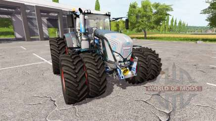 Fendt 939 Vario dragon для Farming Simulator 2017