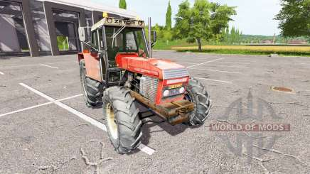 Zetor 16145 Turbo для Farming Simulator 2017
