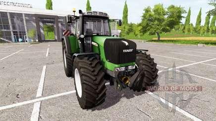 Fendt 916 Vario TMS v1.0.1 для Farming Simulator 2017