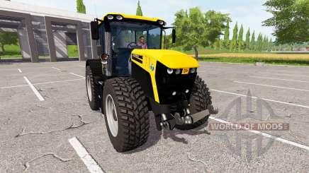 JCB Fastrac 4220 v1.1 для Farming Simulator 2017