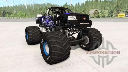 CRD Monster Truck для BeamNG Drive