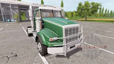Lizard SX 210 Twinstar для Farming Simulator 2017