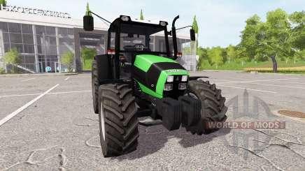 Deutz-Fahr Agrofarm 430 для Farming Simulator 2017