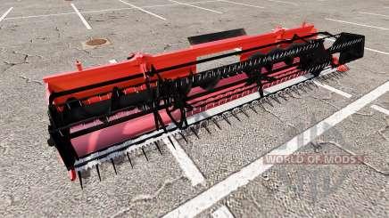 Geringhoff Harvest Star HV660 для Farming Simulator 2017