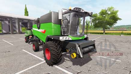 Fendt 9490X baler для Farming Simulator 2017