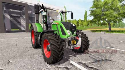 Fendt 722 Vario для Farming Simulator 2017