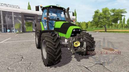 Deutz-Fahr Agrotron 165 для Farming Simulator 2017