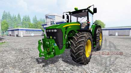 John Deere 8530 для Farming Simulator 2015