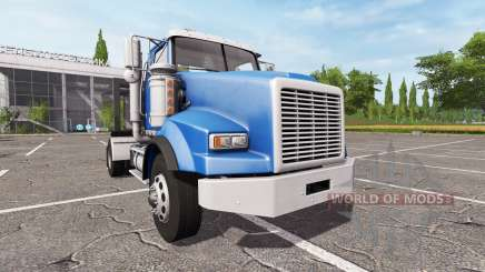 Lizard SX 210 Twinstar engine options для Farming Simulator 2017