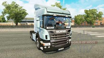 Scania P340 v2.0 для Euro Truck Simulator 2